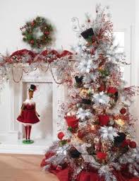 Kitchen Christmas Tree Ideas Tour A Beautiful Victorian Home Decorated For Christmas Part Iii