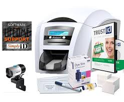 Plastic Identity Card Making Machine - simply id photo id card systems and id card making machines
