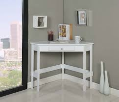 white corner desk with drawers 9097