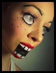 Scary Doll Halloween Costume 19 Halloween Costume Ideas Images Makeup