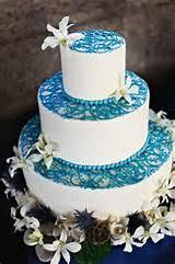 simple blue cake ideas 21203 elegant blue wedding cakes de