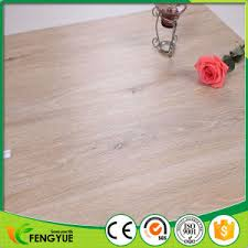 china no glue click interlocking wood residential pvc vinyl plank