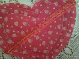 Fabric Heart Decorations Sewangelicthreads How To Make Pretty Fabric Heart Decorations