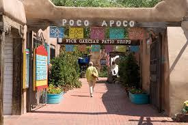 El Patio De Albuquerque by Albuquerque Boasts Plenty Of Sass And Style Chicago Tribune
