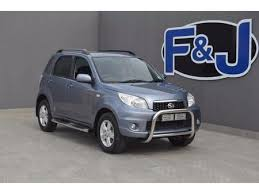 Daihatsu Suv Used Daihatsu Terios Cars For Sale On Auto Trader