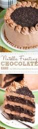 best 25 nutella chocolate cake ideas on pinterest nutella