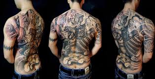 back samurai chronic ink
