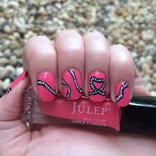 Music Nail Art Design Nail Art Tutorial Bright U0026 Beachy Nautical Knot