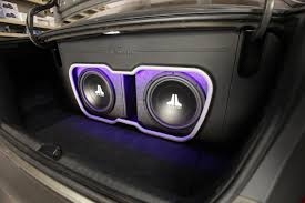 Custom Car Lights Professional Car Audio Installation Service In Los Angeles