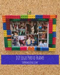 diy friend photo frame craft for kids the mama zone