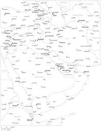 middle east map and capitals black white middle east map with countries and major cities m