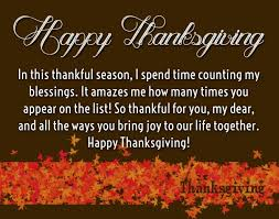 happy thanksgiving my quotes thanksgiving wishes quotes