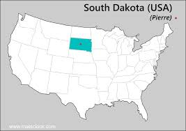 East Usa Map by South Dakota Time Time Now In South Dakota Usa