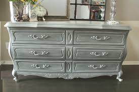 furniture fabulous custom painted dressers antique black