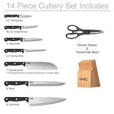 essential kitchen knives top 10 best kitchen knife sets in 2018 reviews