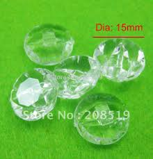 compare prices on pearl back hole buttons online shopping buy low nb0187 15mm buttons 120pcs back hole round shape transparent clothes buttons sewing accessory china