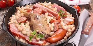 cuisiner haricots blancs canard aux haricots blancs recettes femme actuelle