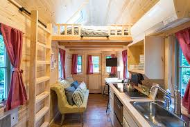 Tiny House Interiors Photos Elm Tumbleweed Houses