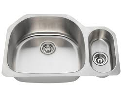 Undermount Stainless Steel Sink 3221l Offset Stainless Steel Kitchen Sink