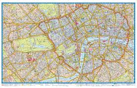map az the a z wall map of