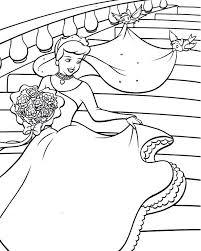 Coloriage Princesse Ariel Coloring Page Le Petite Coloriage A