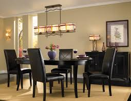 Dining Rooms With Chandeliers Chandelier A Contemporer Linear Chandelier Dining Room Ideas