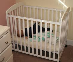 Mini Crib With Storage Furniture Practically Bassinet Vs Crib For Your Baby