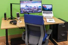 Wrap Around Computer Desk The Best Home Office Furniture And Supplies Wirecutter Reviews