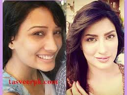 before and after 13 stani celebrities with and without makeup 4 stani actress without makeup pics