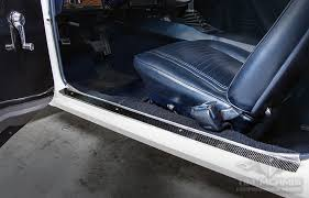 Chevy Nova Interior Kits 66 67 Chevy Ii Carbon Fiber Interior Kit