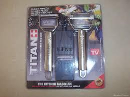 Titan Kitchen Titan Peeler And Julienne Tool As Seen On Tv Hf Tv 002 China