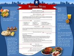 quick and easy resume resumemenu 130530145159 phpapp01 thumbnail 4 jpg cb u003d1369928829