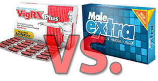 vigrx plus v s male extra which is better