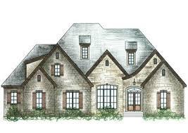 european house designs european house plan with major curb appeal 9775al