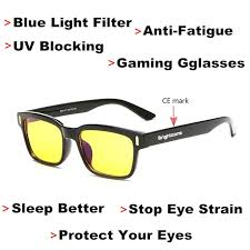 blue light filter goggles dyvision protect your eyes anti fatigue uv blocking blue light
