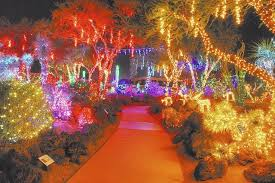 ethel m chocolate factory las vegas holiday lights locals only christmas tradition means a lot at ethel m las vegas