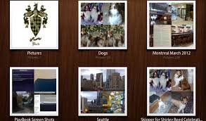 Making Photo Albums Making Photo Albums On The Blackberry Playbook Frank Buck Consulting