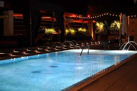 Pool At Night Our Rooftop Pool At Night Laubergebr L U0027auberge Casino U0026 Hotel
