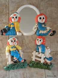 raggedy ann and raggedy andy mirror the picking scrapbook