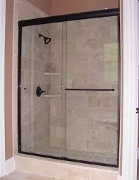 framed shower doors in scottsdale and phoenix