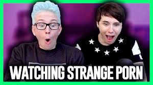 Memes Porno - watching strange porn ft dan howell tyler oakley youtube