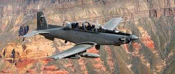 at 6 light attack aircraft at 6 possible future light attack contender the tactical air network
