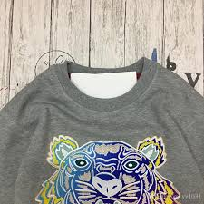 2018 best sellers 2017 high quality tiger pattern embroidery
