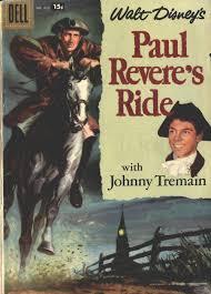 paul revere s ride book the alex toth archives toth four color comics 0822 paul