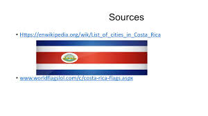 Costa Rico Flag Costa Rica By Shane Stumpf Location Costa Rica Is Located In