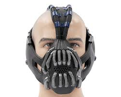bane costume bane costume bane mask w voice changer tactical vest coat