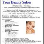 makeup artist business plan template best 25 hair salon business
