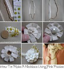 tutorial necklace making images Tutorial make a pink paislee necklace jpg
