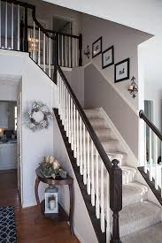 Sanding Banister Timeless And Treasured My Three Girls Diy How To Stain And