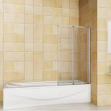 aica pivot folding hinge bath screen shower door panel 1400mm aica pivot folding hinge bath screen shower door panel 1400mm glass seal ebay